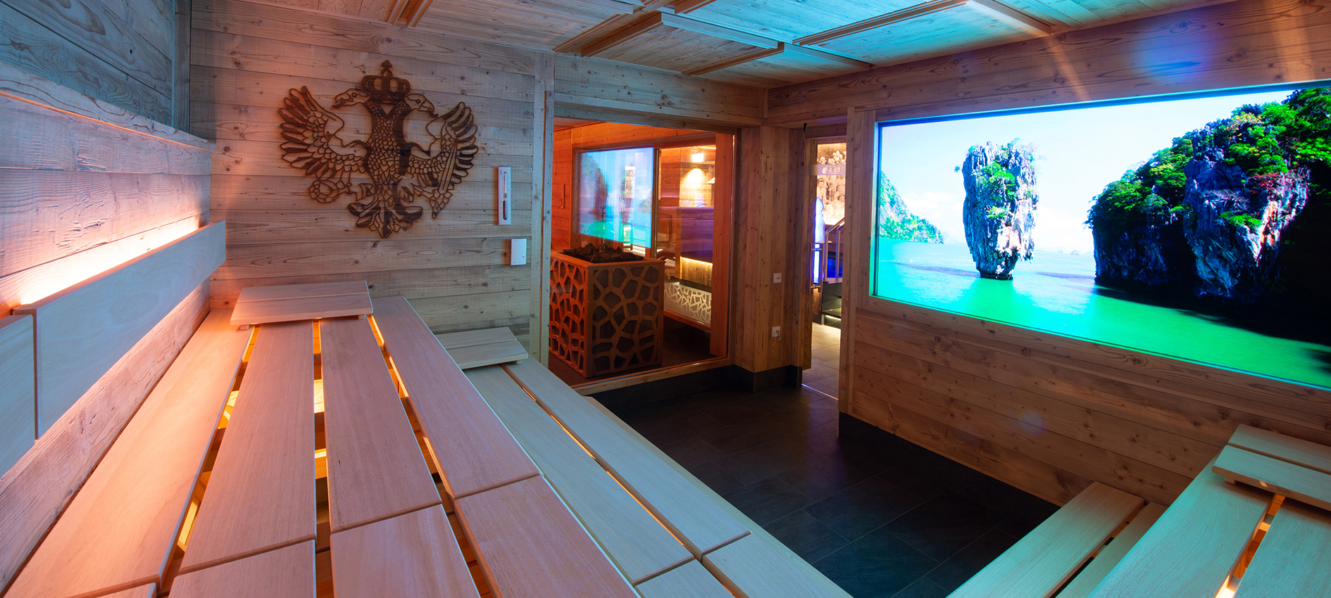 Saunarium im Unterallgäu Hotel-Gasthof Adler
