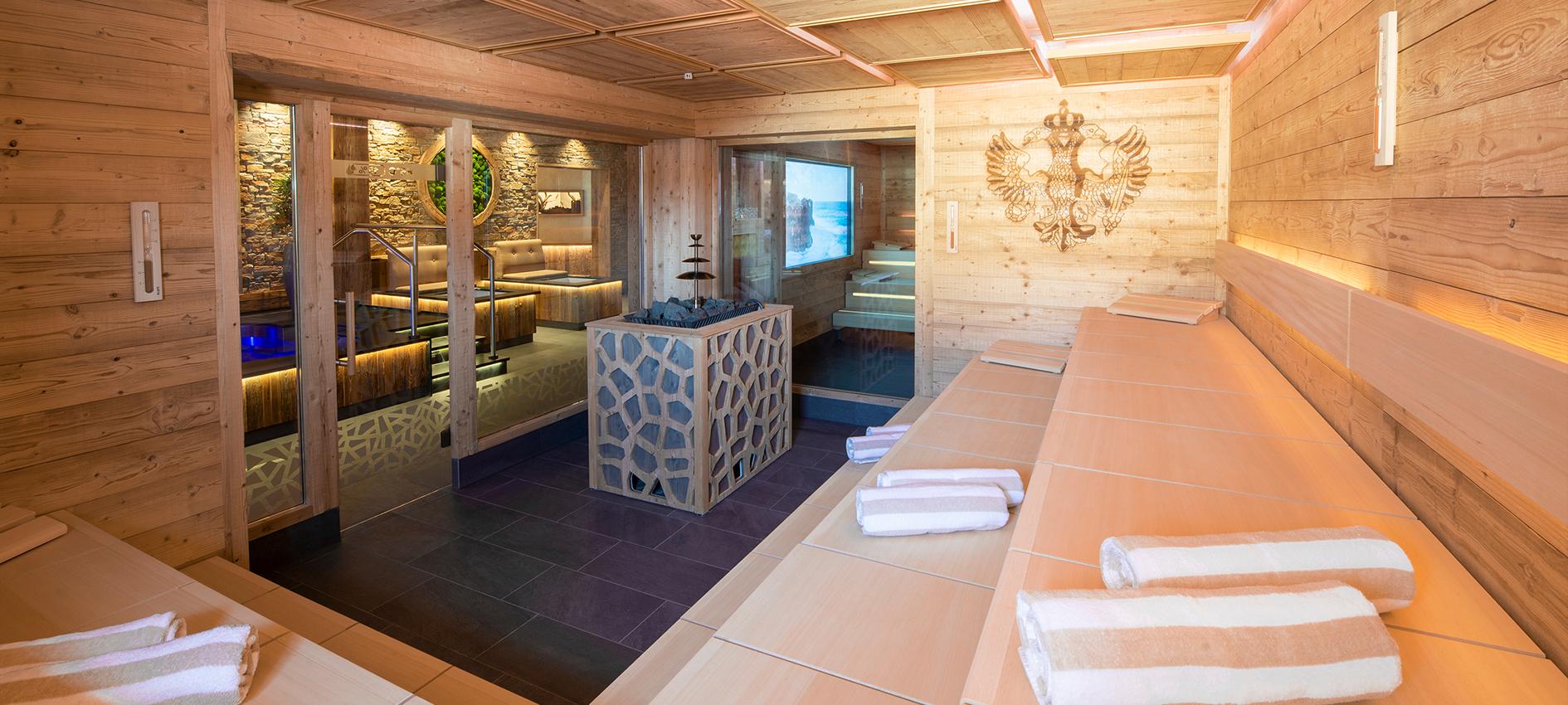 Neue Sauna im Hotel Gasthofe Adler Bad Wörishofen
