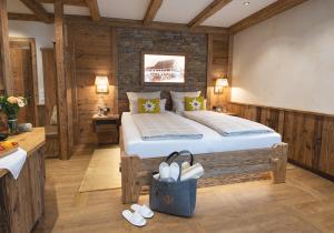 Deluxe Zimmer im Hotel-Gasthof Adler in Bad Wörishofen